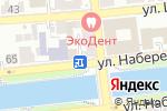 Схема проезда до компании Ломбард №1 в Астрахани