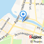 Деловой Партнер на карте Астрахани