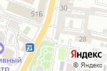 Схема проезда до компании Манилов в Астрахани