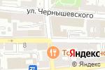 Схема проезда до компании Ems Почта России в Астрахани