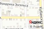 Схема проезда до компании Цитадель в Астрахани