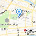 Волгоградская лаборатория судебных экспертиз Министерства юстиции РФ на карте Астрахани