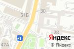 Схема проезда до компании Фармсервис в Астрахани