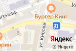 Схема проезда до компании Салон цветов в Астрахани