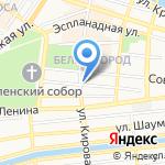 КБ Ренессанс кредит на карте Астрахани