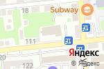 Схема проезда до компании Отдел геологии и лицензирования по Астраханской области Департамента по недропользованию по ЮФО в Астрахани