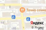 Схема проезда до компании ПЛАНЕТА СЕКОНД-ХЕНД в Астрахани