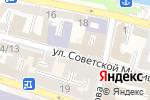 Схема проезда до компании Управление Федеральной службы исполнения наказаний по Астраханской области в Астрахани