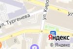 Схема проезда до компании МАГАЗИН ПУТЕШЕСТВИЙ в Астрахани