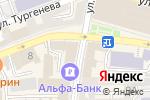 Схема проезда до компании Агат в Астрахани