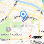 Сеть ювелирных магазинов на карте Астрахани