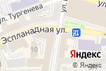 Схема проезда до компании Pedant Астрахань в Астрахани