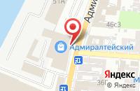 Схема проезда до компании АстЖалюзи в Астрахани