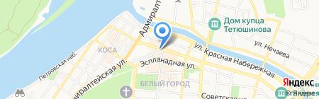 EngineR на карте Астрахани