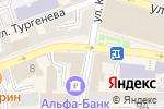 Схема проезда до компании Золото России в Астрахани