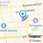 Часовня Иконы Божьей Матери на карте Астрахани