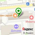 Местоположение компании Астрахангражданпроект