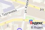 Схема проезда до компании Chester в Астрахани