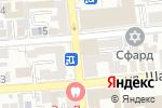 Схема проезда до компании Управление Министерства юстиции РФ по Астраханской области в Астрахани