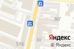Схема проезда до компании Музей шоколада в Астрахани