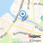 Общественная организация ветеранов органов внутренних дел и внутренних войск России на карте Астрахани