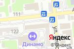 Схема проезда до компании Астраханский центр повышения квалификации, НОУ в Астрахани