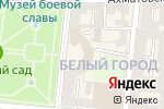 Схема проезда до компании Атриум в Астрахани