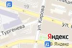 Схема проезда до компании МЕГАОПТИКА в Астрахани