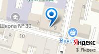 Компания Эрида на карте