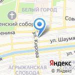 ТопКран-Юг на карте Астрахани