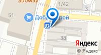 Компания Мегадвери на карте