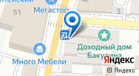 Компания Мега Двери на карте