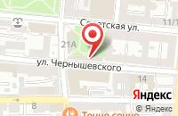 Схема проезда до компании Букинист в Астрахани