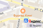 Схема проезда до компании Zenden в Астрахани