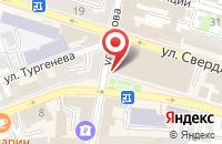 Схема проезда до компании BAGira в Астрахани