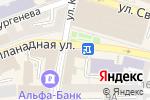 Схема проезда до компании Зам-зам в Астрахани
