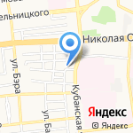 Интерьер-Дизайн на карте Астрахани