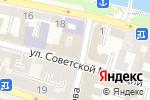 Схема проезда до компании Вера в Астрахани