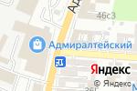 Схема проезда до компании Судебный участок Советского района в Астрахани