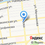Салон-магазин товаров для рыбалки и отдыха на карте Астрахани