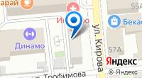 Компания НЕГУС-ПБ на карте