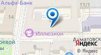 Компания Иллюзион на карте