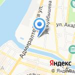 Латераль-групп на карте Астрахани