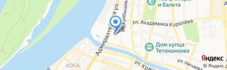 ЖанПоль на карте Астрахани
