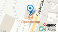 Компания Синатра на карте