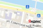 Схема проезда до компании Астраханский технологический техникум в Астрахани