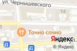 Схема проезда до компании Астраханская ипотечная компания в Астрахани