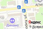 Схема проезда до компании РСТ в Астрахани