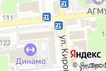 Схема проезда до компании Радиомастерская в Астрахани