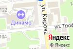 Схема проезда до компании Салон-магазин товаров для рыбалки и отдыха в Астрахани